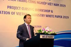 Bộ Công Thương công bố lần đầu tiên Sách trắng Công nghiệp Việt Nam 2019