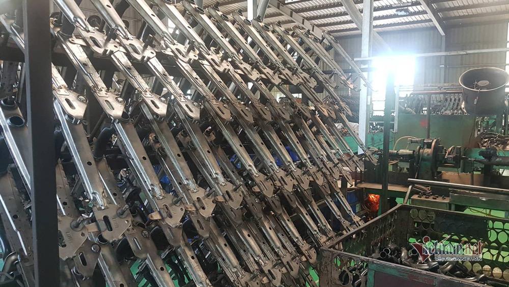 Nhiều doanh nghiệp Việt là nhà cung cấp cấp 1 cho Honda, Piagio, SYM