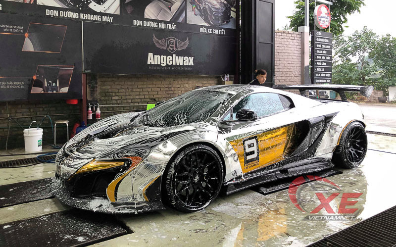McLaren 650S Spider,siêu xe,McLaren