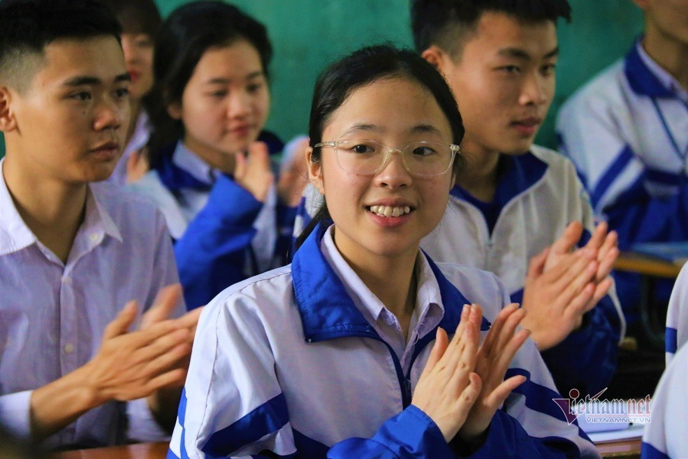 Hà Nội, Hà Tĩnh dẫn đầu cả nước về thi học sinh giỏi quốc gia