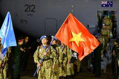 Kỷ lục của bệnh viện dã chiến Việt Nam ở Nam Sudan