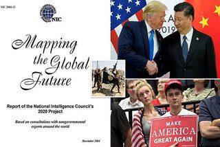 Những dự báo gây sốc về thế giới của tình báo Mỹ