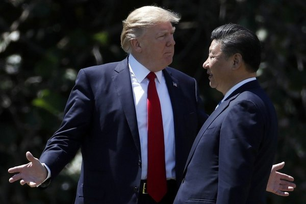 Mục đích đằng sau chuyến thăm TQ sắp tới của ông Trump
