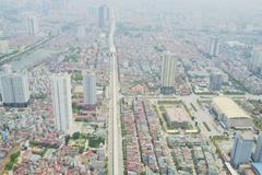Căn hộ phía Tây Thủ đô hút khách cuối năm