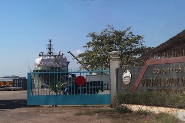 Hàng loạt sai phạm đất đai của Công ty Đóng tàu và Dịch vụ dầu khí Vũng Tàu