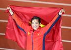 Runner Oanh voted Vietnam's top athlete