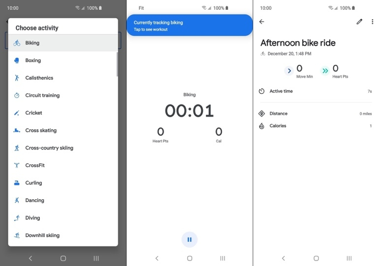Google,Google Fit