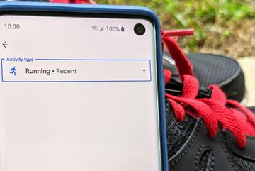 Cách bật nhanh tính năng theo dõi bài tập thể dục của Google Fit