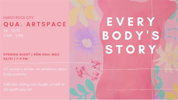 New exhibition celebrates diversity and beauty of female body