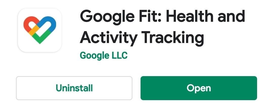 Google,Google Fit,Android,thủ thuật Android