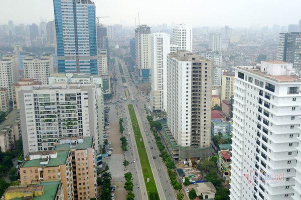 Thanh kiểm tra loạt dự án về duyệt, điều chỉnh quy hoạch ở khu đô thị mẫu