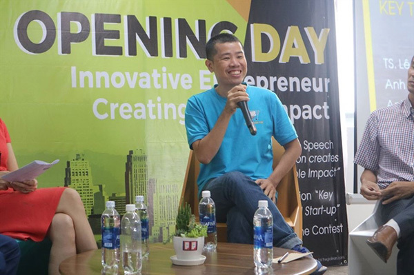 You only live once: CEO quits MBA to launch start-up
