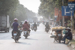 Air pollution alarming, electric motorbike market heats up