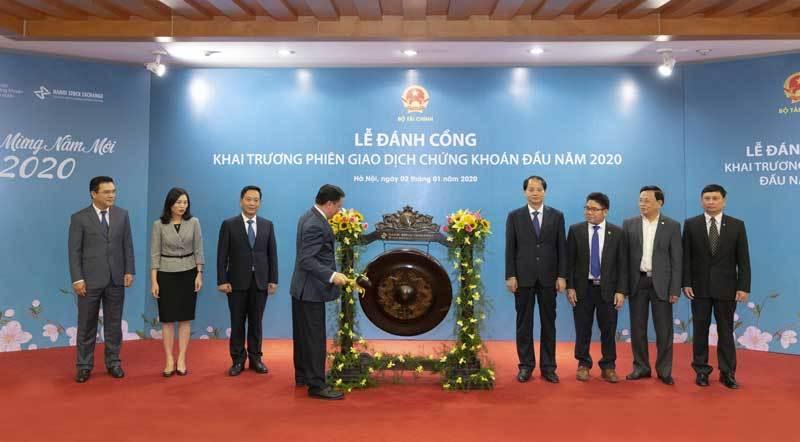 Hơn 2,7 tỷ USD vốn đầu tư tài chính đổ vào Việt Nam