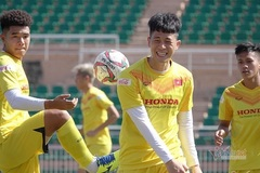 U23 Việt Nam loại Đình Trọng: Đòn gió hay cái lý của thầy Park