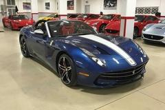 Hàng hiếm Ferrari F60 chạy gần 200 km rao bán mức giá bí ẩn