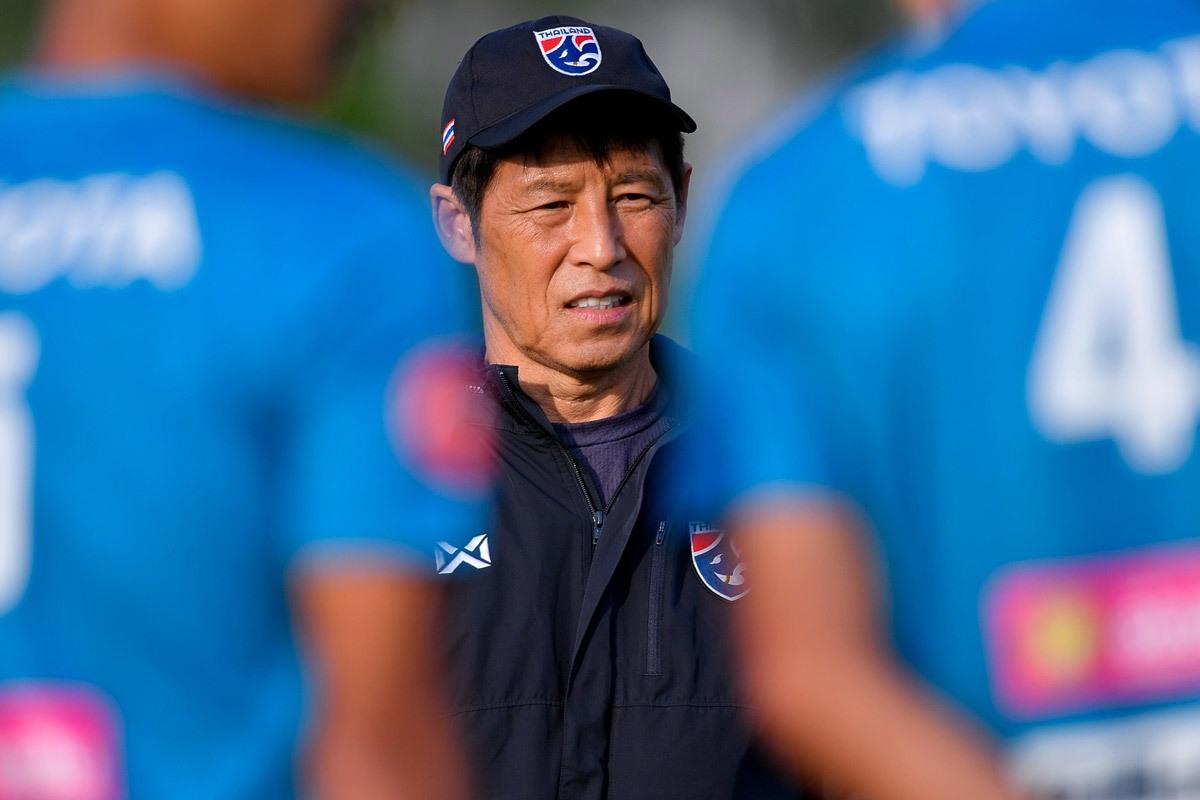 Akira Nishino nói cứng: 'Thái Lan vẫn số 1 Đông Nam Á'