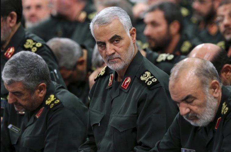Mỹ xác nhận ông Trump lệnh không kích giết tướng Iran