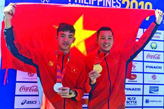 After SEA Games, swimmer Trieu hits open waters