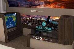 LG sắp ra mắt TV 65 inch đính trên trần nhà
