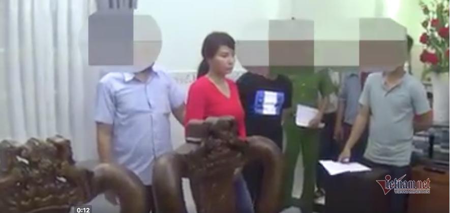 Bà trùm lái ô tô đi buôn sỉ ma túy ở Sài Gòn bị bắt gọn