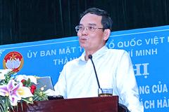 Phó bí thư Thành ủy TP HCM: '95% dân hài lòng, lãnh đạo chỉ có đi ăn giỗ tối ngày'