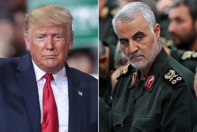Lệnh giết tướng Iran - Nước cờ nguy hiểm của ông Trump