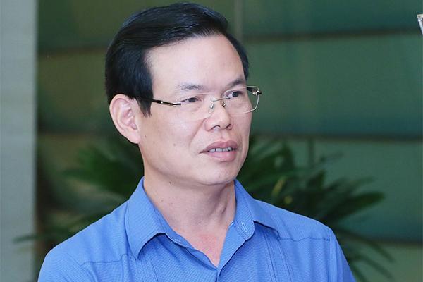 Triệu Tài Vinh,Bộ Chính trị,kỷ luật