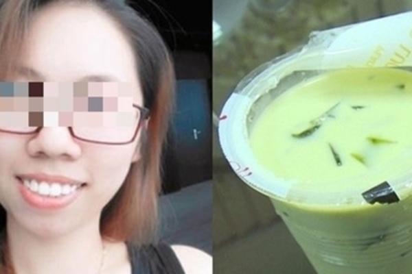 Khởi tố cô gái đầu độc chị họ bằng trà sữa pha xyanua để 'chiếm' anh rể