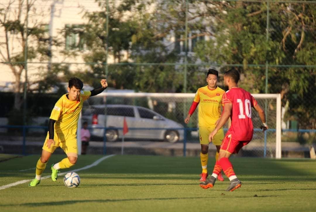 Huỳnh Tấn Sinh ghi bàn, U23 Việt Nam thua Bahrain tại Thái Lan