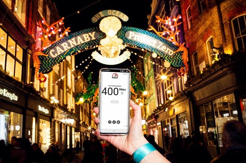 Các nhà mạng của Anh tăng tốc triển khai 5G trong năm 2019