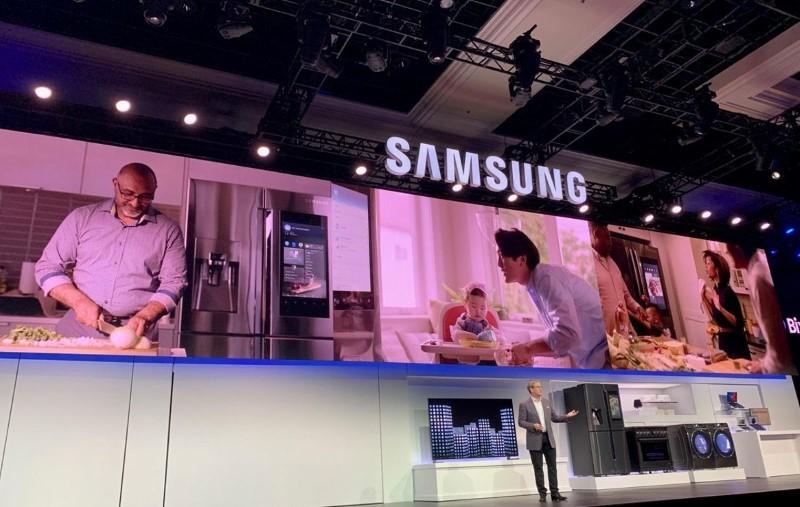 Samsung,CES 2020,triển lãm,công nghệ