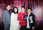 Thanh Lam, Tùng Dương, Trọng Tấn, Đăng Dương cùng đứng chung sân khấu