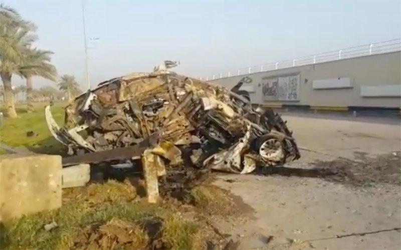 Bí ẩn cuộc không kích mới giết 6 nhân vật Iran ủng hộ ở Baghdad