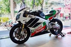 Chi tiết môtô đua chạy phố Honda VTR 1000 RC51 SP2 độc nhất VN