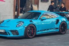 Porsche 911 GT3 RS màu độc giá 14 tỷ lăn bánh tại TP.HCM
