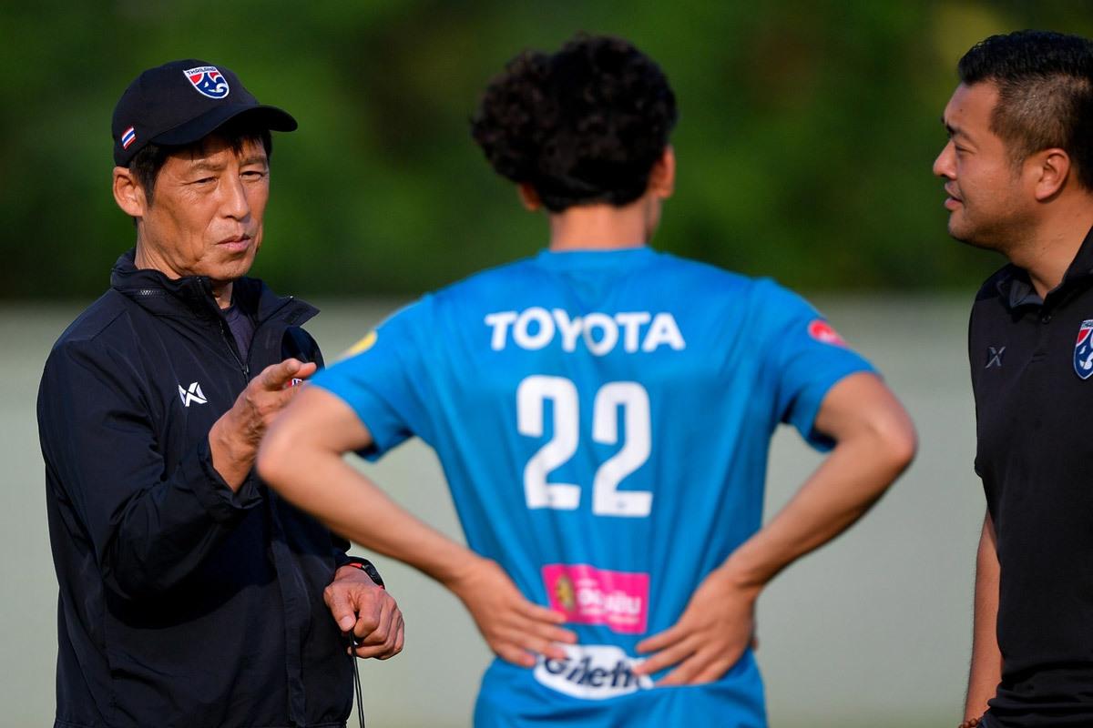 U23 Thái Lan thất bại, Akira Nishino vẫn lạc quan