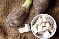Khoai môn là siêu thực phẩm mùa đông nhưng có người tuyệt đối không nên ăn