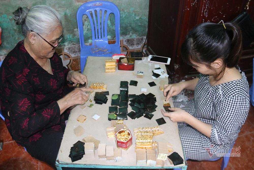 làng nghề,Làng nghề Kiêu Kỵ