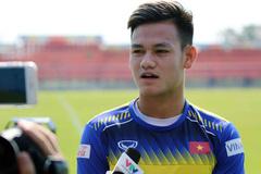 Tấn Tài lỡ trận ra quân U23 Việt Nam tại U23 châu Á