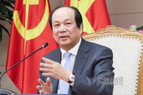 Bộ trưởng Mai Tiến Dũng: Chính phủ nhiệm kỳ sau phải có trách nhiệm với khóa trước