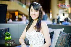 Helen Thanh Đào không dám mặc bikini vì tự thấy già