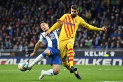 """""""Messi Trung Quốc"""" khiến Barca ôm hận trước đội cuối bảng"""