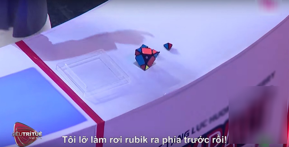 Cậu bé Việt 14 tuổi đại thắng 'siêu rubik' Nhật Bản 29 tuổi ở Siêu trí tuệ