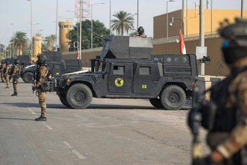 Căn cứ Mỹ ở Iraq bị nã tên lửa sau đe dọa trả đũa của Iran
