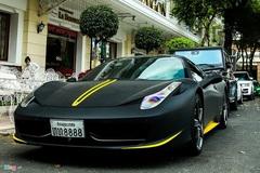 Ferrari 458 Spider hàng độc của hot girl TP.HCM lột xác mạnh mẽ