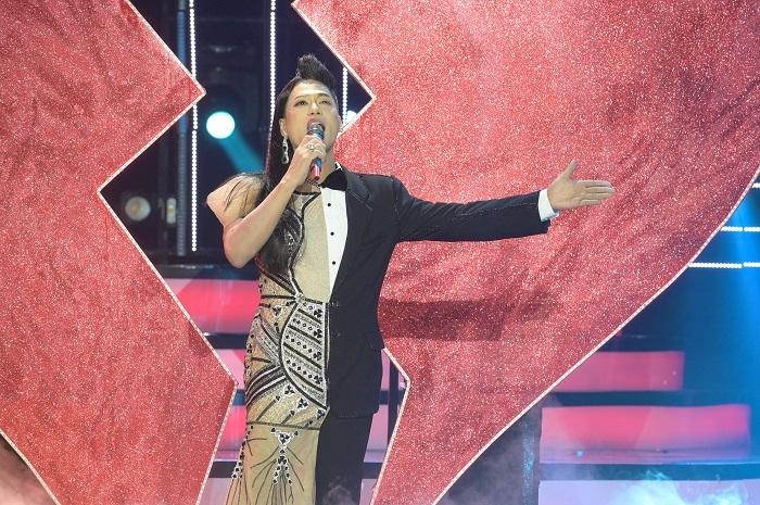 Quang Linh thú nhận là fan của Min, bất ngờ hát 'Đừng yêu nữa em mệt rồi'