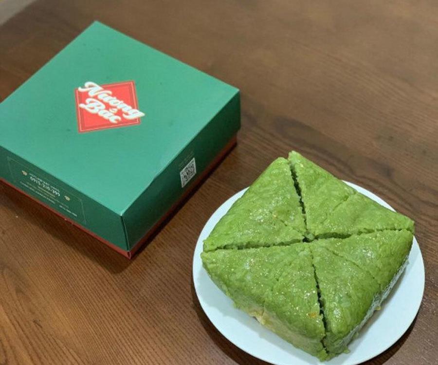 Bánh chưng tăng giá mạnh vì thịt heo, có loại 170.000 đồng/cái