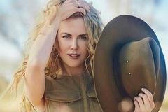 Nicole Kidman ủng hộ 500.000 USD giúp chống cháy rừng tại quê nhà Australia