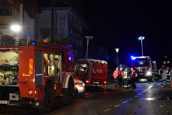 Xe đâm vào đoàn du khách Đức ở Italia, 6 người thiệt mạng